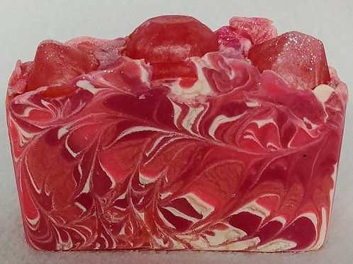 Rose Quarts Gem Soap
