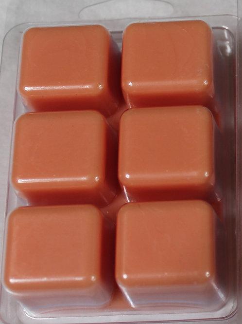 Just Peachy wax cubes