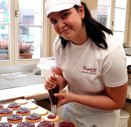 Layla Silgir / 1. Lehrjahr Bäcker-Konditorin EFZ