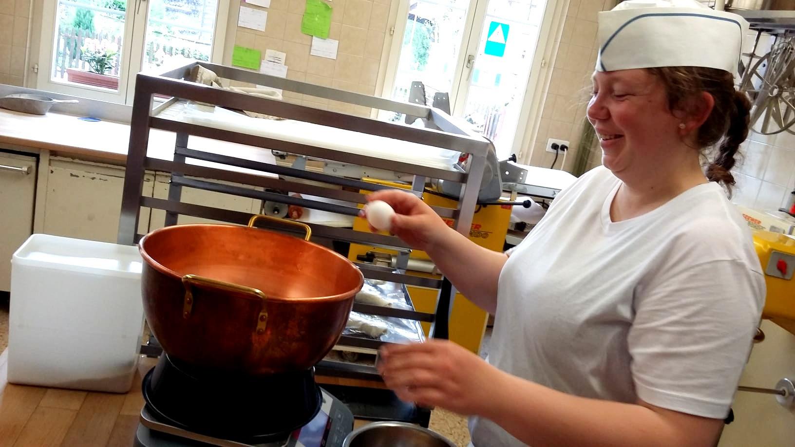 Michèle Stuber / Produktion Bäckerei