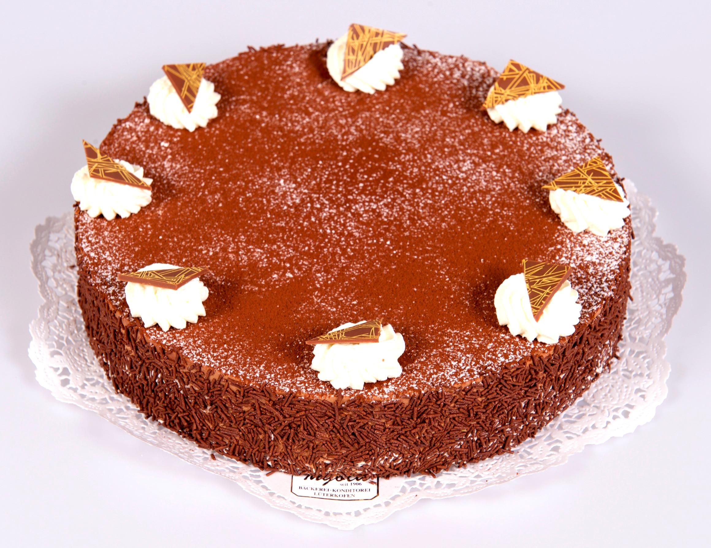 Schoggimousse Torte
