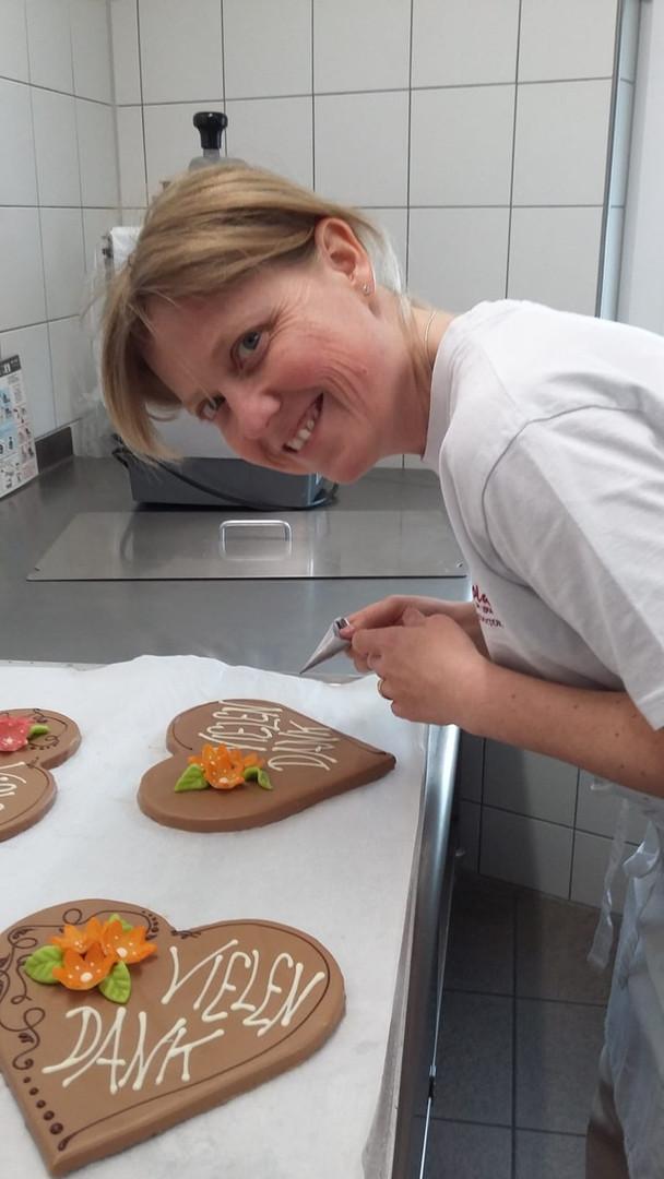 Daniela Ingold / Verkauf / Produktion Confiserie / Administration