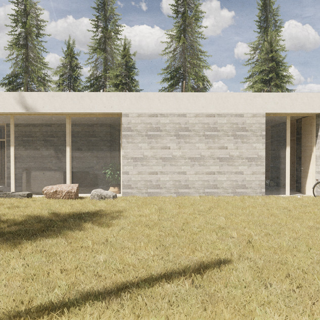 Design home Vals for moxVR elevation