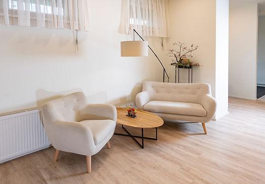 Loungebereich bei FRIMSports