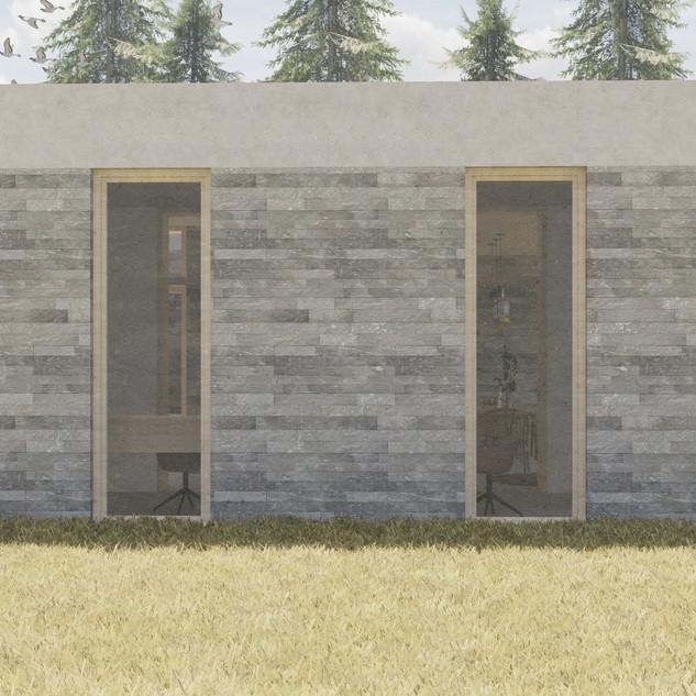 Design home Vals for moxVR elevation short
