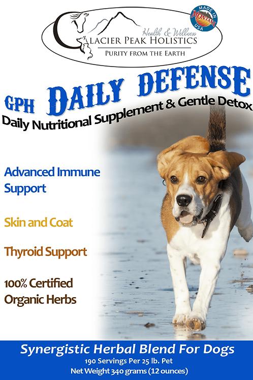 GPH Daily Defense Powder For Dogs 3oz