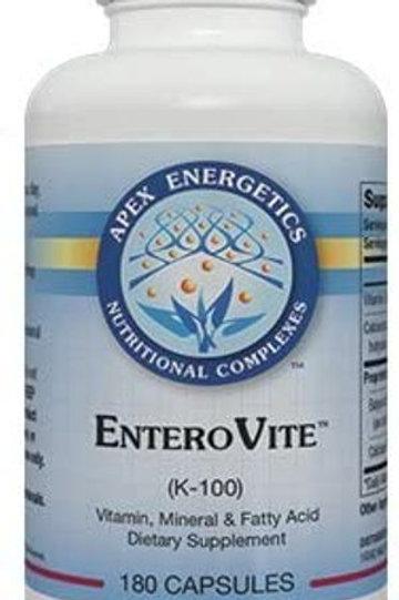 EnteroVite Capsules 180Ct