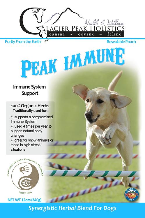 GPH Peak Immune Powder For Cats 3oz