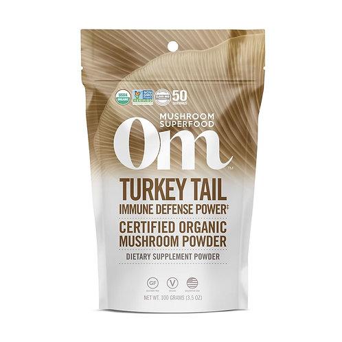 OM Turkey Tail Matrix Powder 100gm