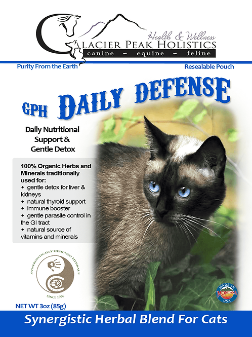 GPH Daily Defense Powder For Cats 3oz