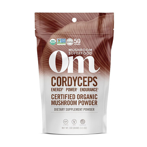 OM Cordyceps Matrix Powder 100g
