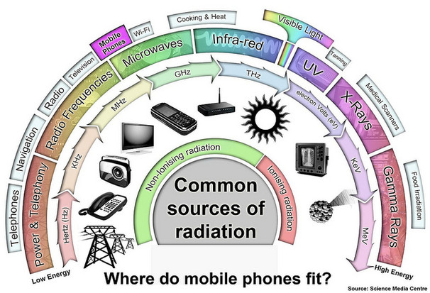 ElectroMagnetic Pollution and How to Protect Yourself and