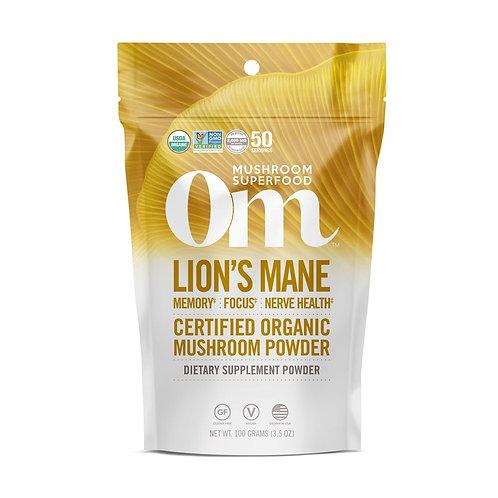 OM Lion's Mane Matrix Powder 100g