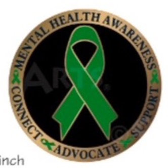 Mental Resiliency Challenge Coin