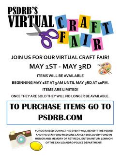 Craft Fair Flier