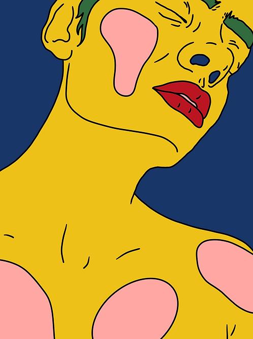 Alien Yellow