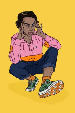 A Flower Boy