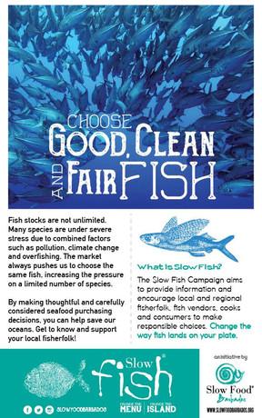 Good Clean and Fair Fish