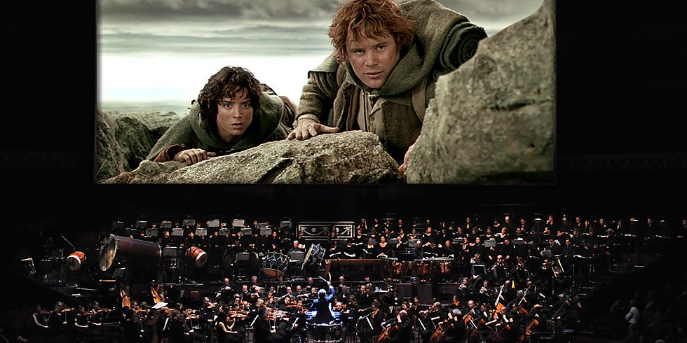 Lord of the Rings - The Two Towers - in concert