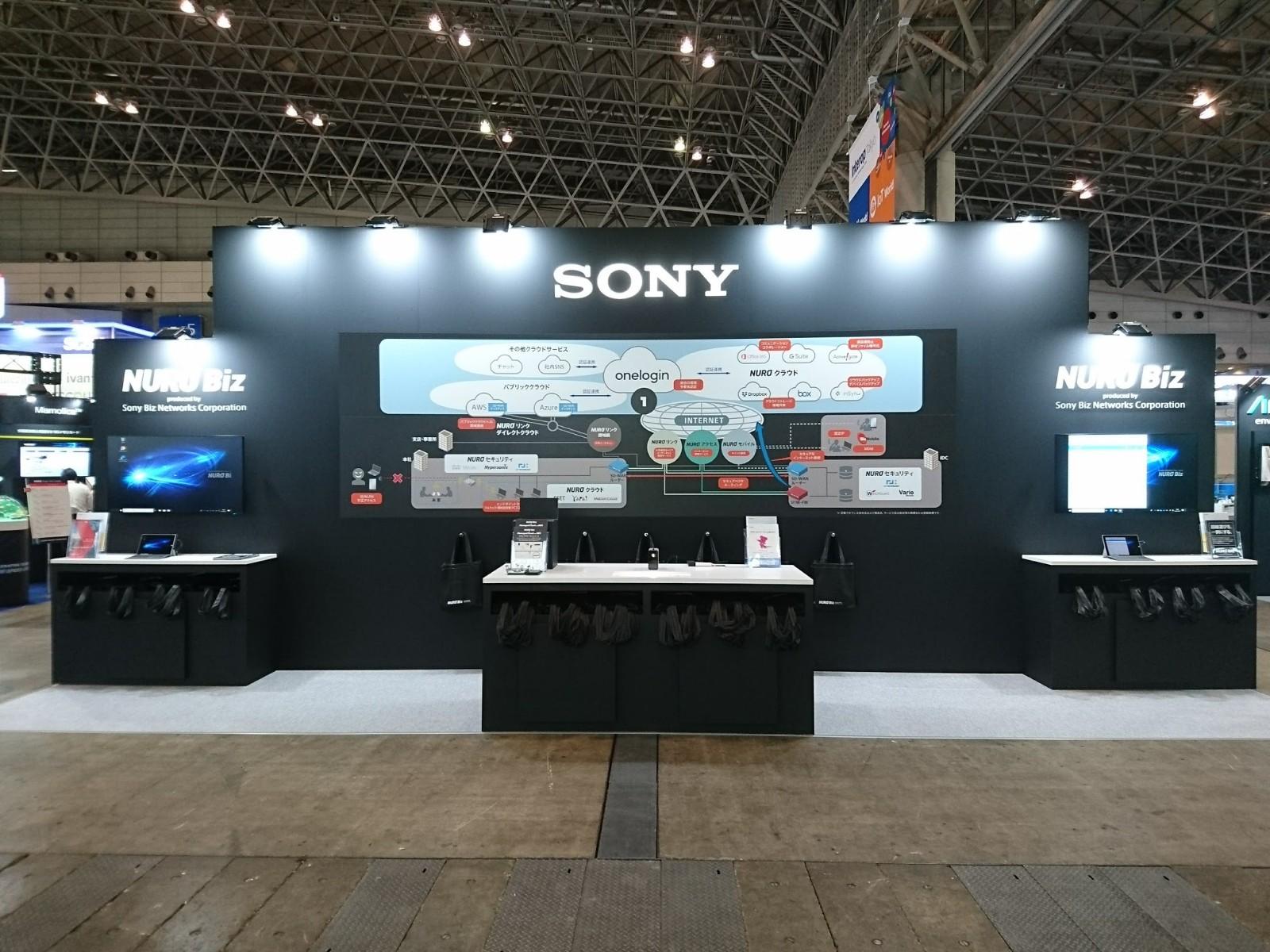 Sony interop