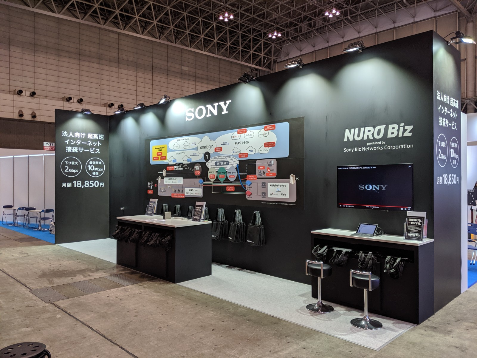 Sony2019クラウドコンピューティングEXPO