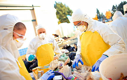 Waste Recycle Audit