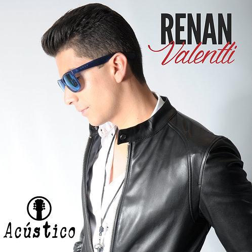 CD RENAN VALENTTI - ACÚSTICO