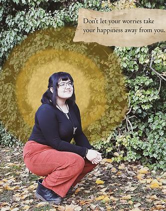 Worries Vs Happiness