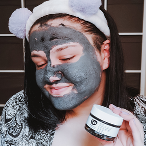 Sustainable Skincare - Green People Face Mask Review (Ad*)
