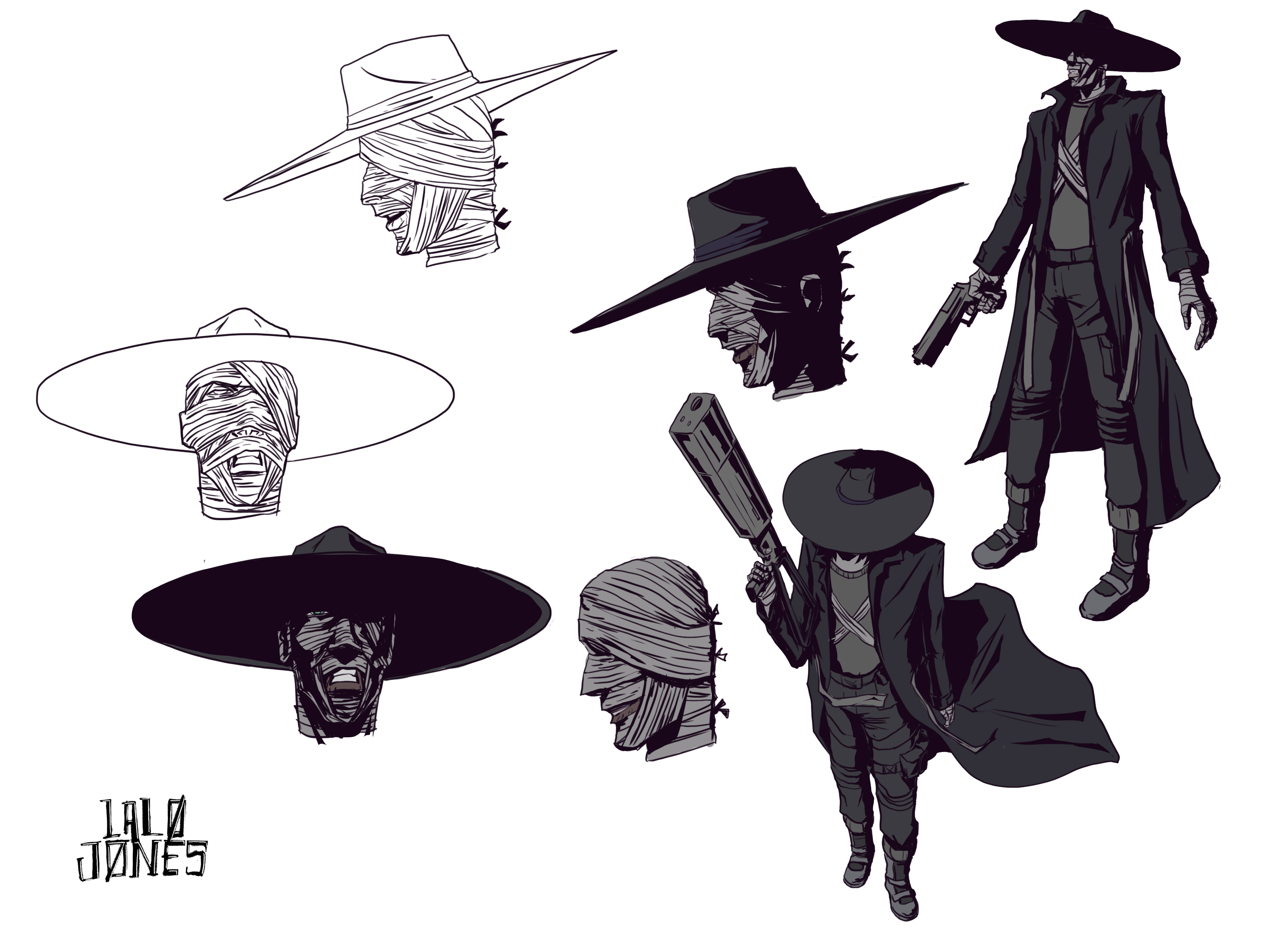lalo character concept