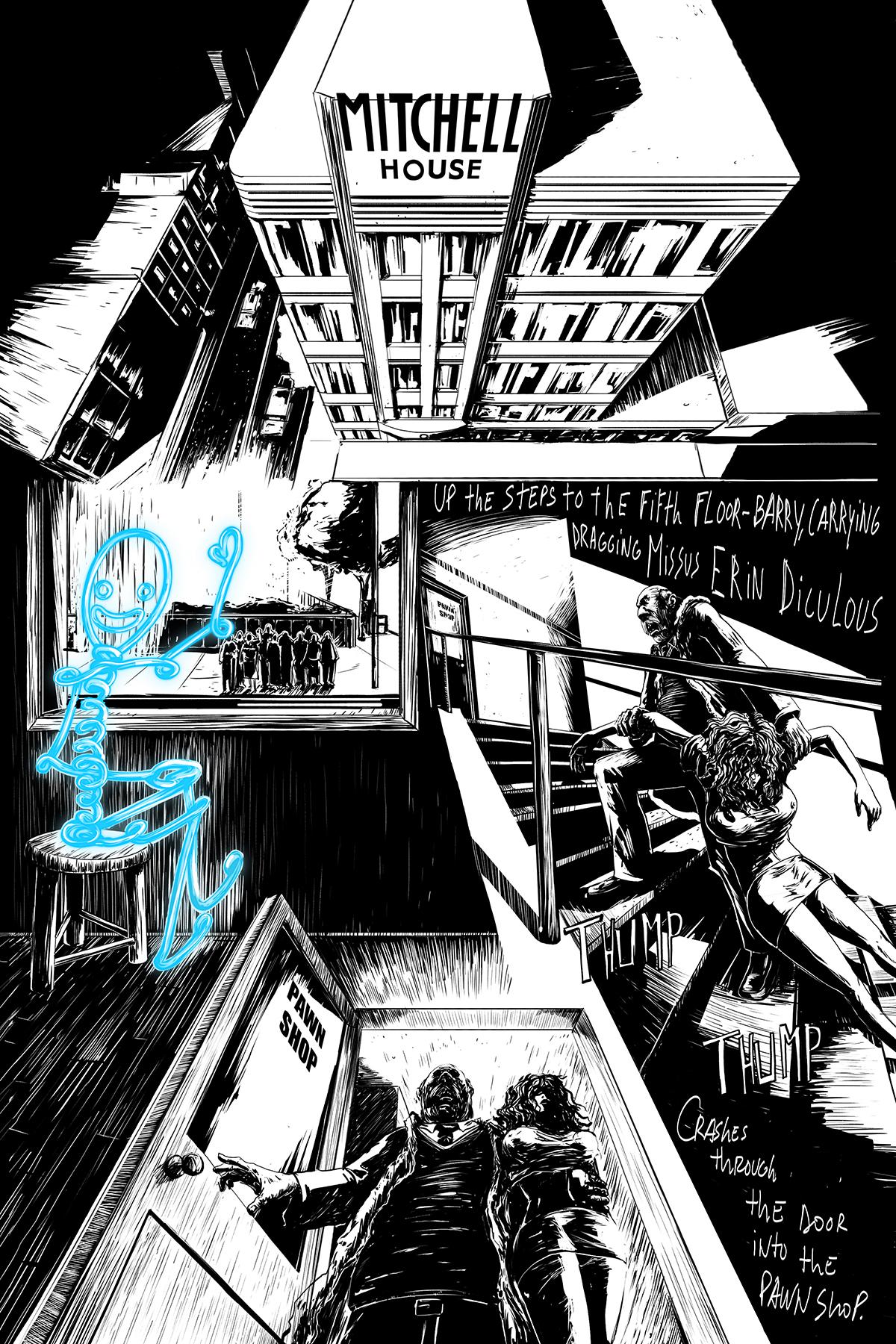 -Neon Helloman-