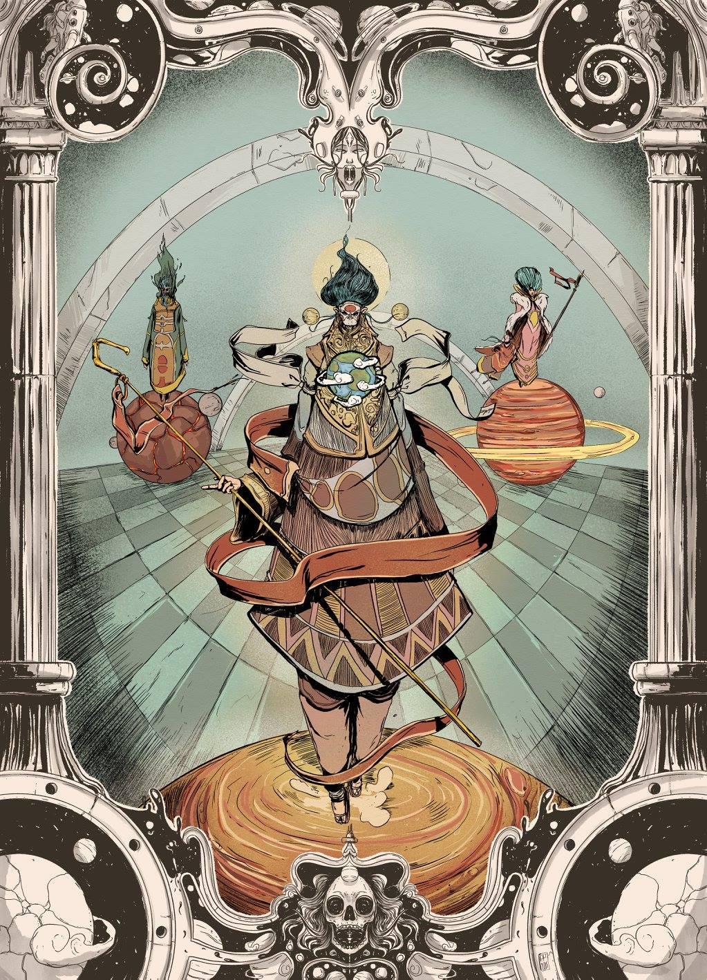 -Divine Council-