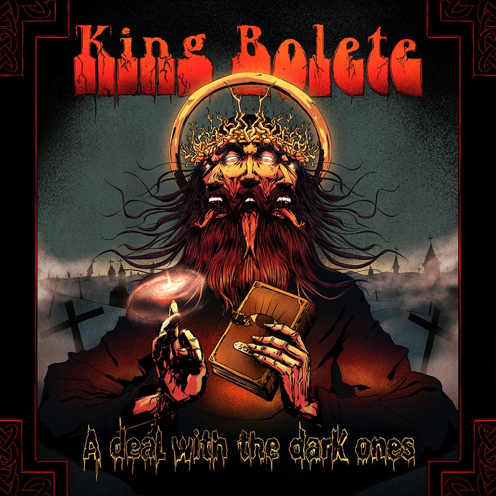 +King Bolete album cover+