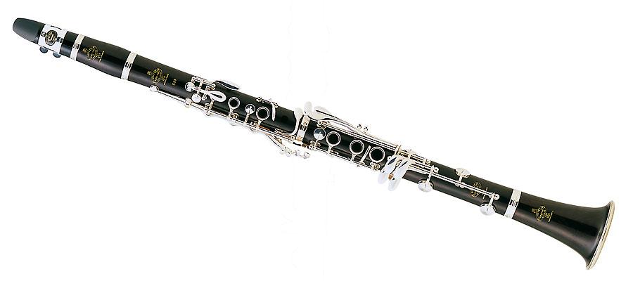 Clarinette, Eole Maître des vents