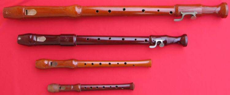 Flûtes à bec, Eole Maître des Vents
