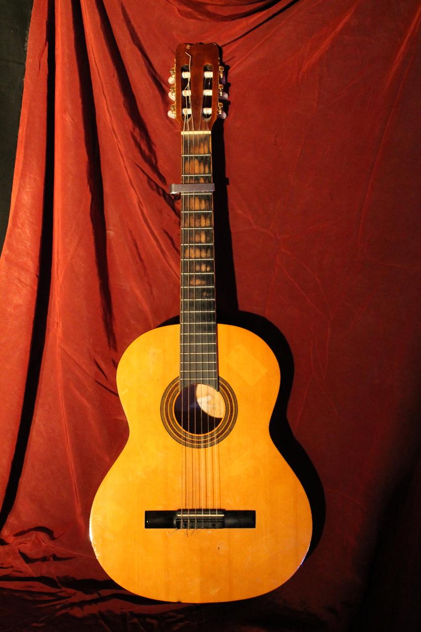 Guitare classique, Eole Maître des V