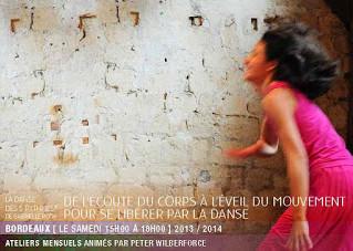 De l'écoute du corps à l'éveil du mouvement pour se libérer avec la danse des 5 rythmes à Bordeaux