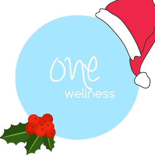 One Wellness 12 Days of Christmas
