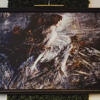 """""""La Marchesa Luisa Casati,"""" Giovanni Boldini, 1913"""