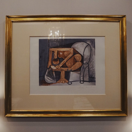 """""""Femme a la Toilette,"""" 1953"""