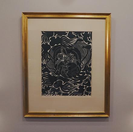 """Marine Garden,"" Manuel Figueroa, 1980"