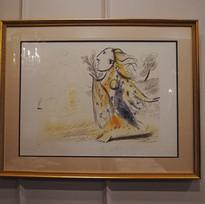 """Minotaur et Femme,"" Pablo Picasso, 1936"