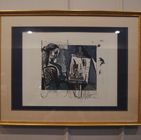 """Femme DansL'Atelier,"" 1957"