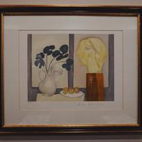 """""""Nature, Morte, a la Fenêtre,"""" Pablo Picasso, 1936"""