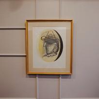 """""""Tete,"""" Pablo Picasso, 1937"""