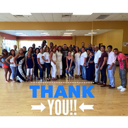 What a fun class!! Thank you all for coming!! And a huge thank you to Marcus from _mdndance for gett