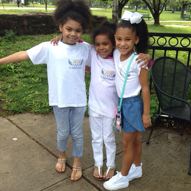 Instagram - Our Certified Angels are proudly rockin their CA tees on this fine S