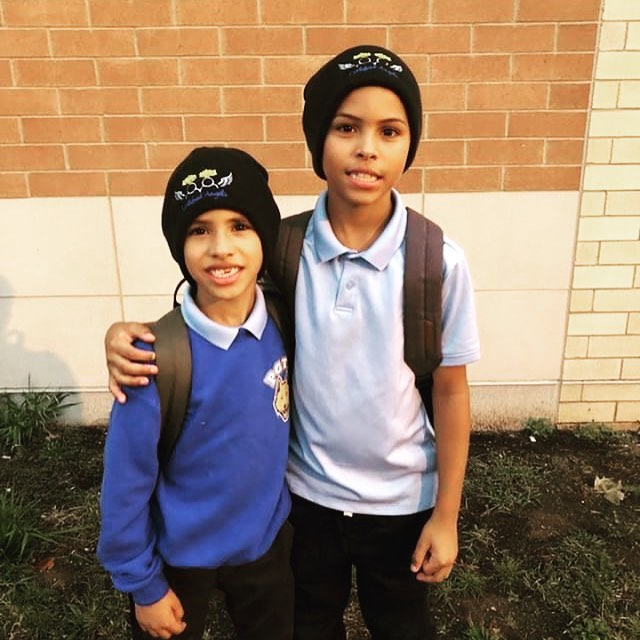 How cute are they_ Ready for beanie season! Thank you _lov307 for supporting Certified Angels and he