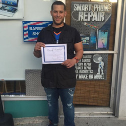 Guys! Help us give a huge thank you to David from Dynasty Barbershop who has partnered up with us to