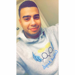 Thank you, Carlos for supporting Certified Angels and helping our youth spread their wings!! 💙👼🏼�